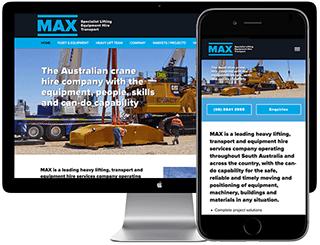 MAX Cranes