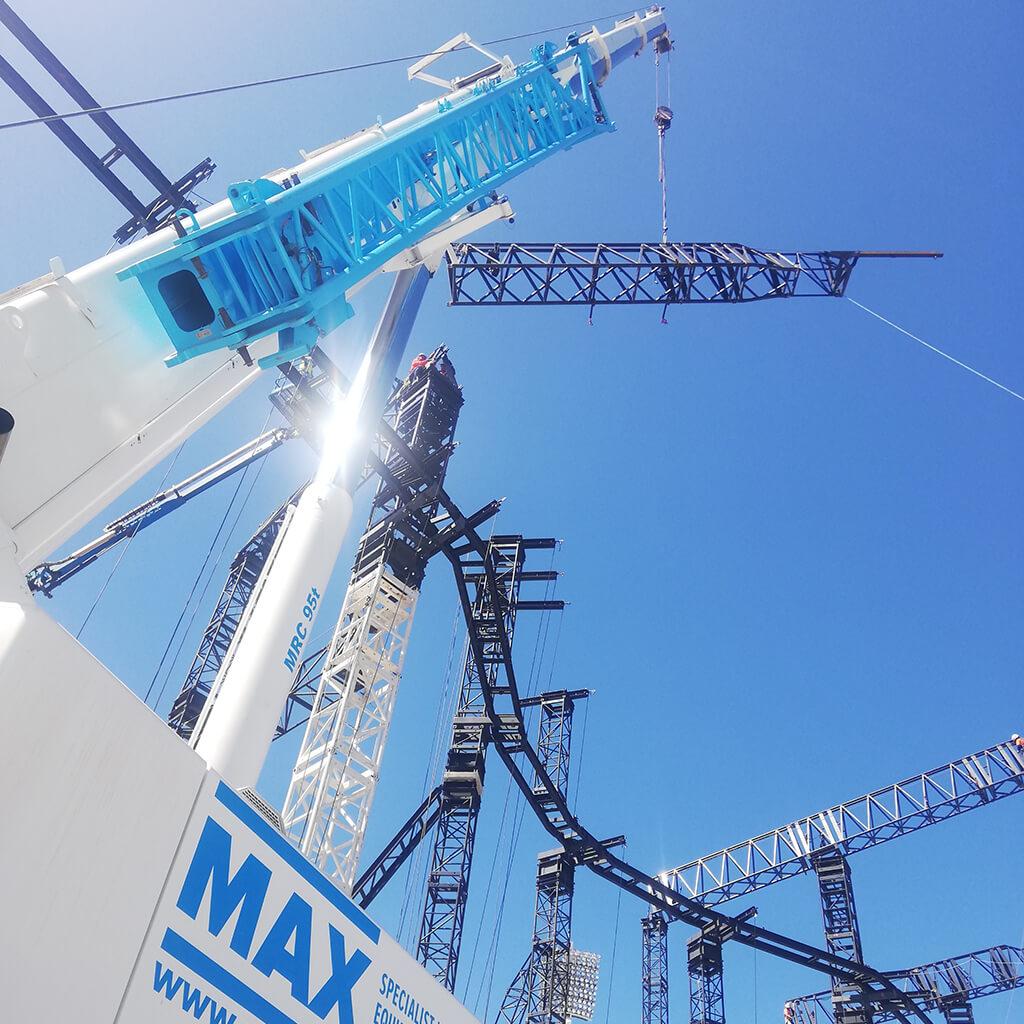 MAX Cranes - Ivolution ConsultingMAX Cranes - Ivolution Consulting